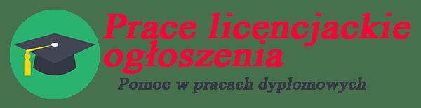 Pisanie prac licencjackich i magisterskich – ogłoszenia